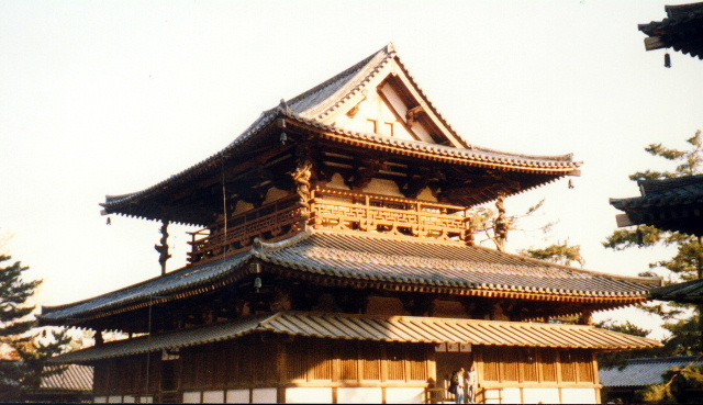 ancient japanese temples